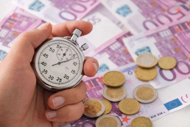 Dinero rápido en tu cuenta en menos de 24 horas