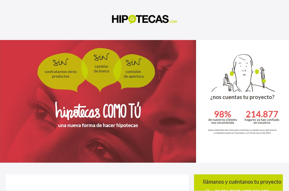 Hipoteca variable de hipotecas.com