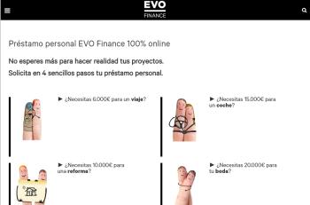 Préstamo EVO Finance