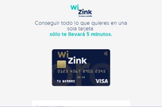 Logo de Tarjeta WiZink Oro